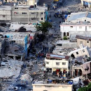Os terremotos e a ilusão de terra firme