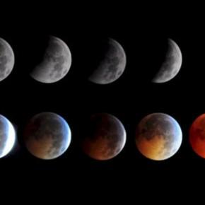 Entenda os eclipses lunares e a Lua de sangue