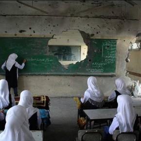 O difícil cotidiano da população de Gaza