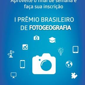 I Prêmio Brasileiro de Fotogeografia