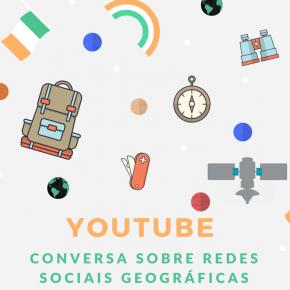 Geoblogueiros conversam no Youtube; assista