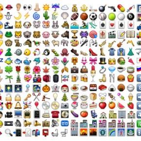 Geografia cultural dos emojis