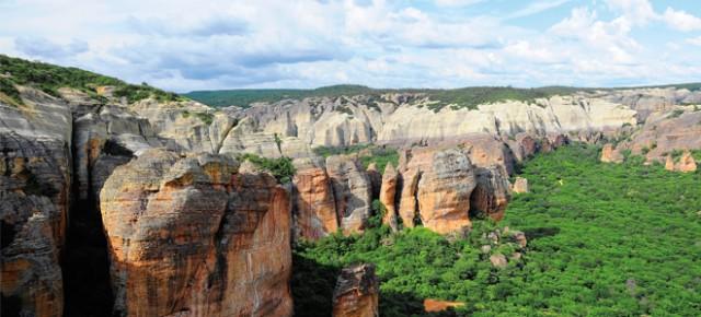 Geografia Visual retrata o Parque Nacional Serra da Capivara