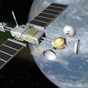 Vídeo mostra como os satélites medem a superfície da Terra