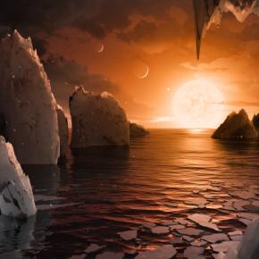 Nasa descobre novo sistema solar com 3 planetas na área habitável