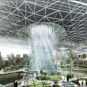 E se toda a população mundial vivesse em um único edifício gigante?