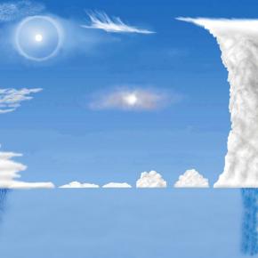 [Slide interativo] Tipos de nuvens
