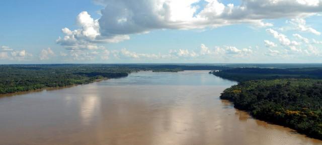 Google Earth como recurso didático: navegando pelo Rio Amazonas