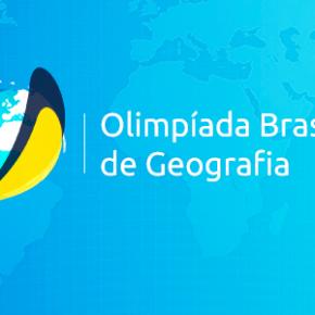 Inscrições abertas para a III Olimpíada Brasileira de Geografia