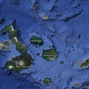 Viagem a Galápagos: um relato geológico