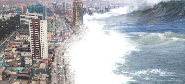 Vídeo simula possível Tsunami no Brasil