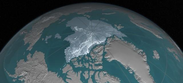 Ártico, o menor oceano do planeta, explicado visualmente